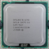 Процессор Intel Core 2 Duo E6750