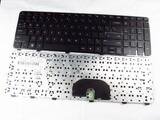 Клавиатура для ноутбука HP Pavilion DV6-6000 черная