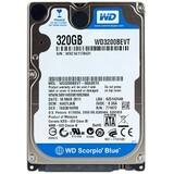 Жесткий диск для ноутбука Western Digital Blue WD3200BEVT 320GB