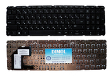 Клавиатура для ноутбука HP Pavilion Envy 15-b серия черная/без рамки / черная (701684-251)