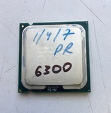 Процессор 775 Intel Core 2 Duo Е6300 1.86 GHz