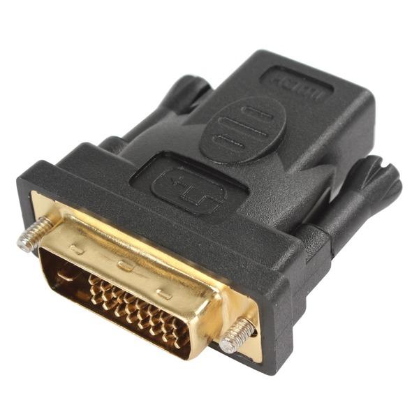 Переходник DVI-D /HDMI черный