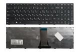 Клавиатура для ноутбука Lenovo IdeaPad G50-30 черная/с рамкой (25214736) (25214736)
