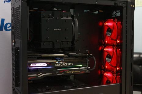 Системный блок Игровой №13 (Intel Core i9-9900K 5.0GHz/ Asus ROG Maximus XI Hero/ 32Gb DDR4 2666MHz/ 1Tb SSD Samsung 970 PRO/ MSI RTX 2070 Super 8Gb 256Bit/ Corsair 850W)