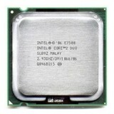 Процессор Intel Core 2 Duo Е7500 2.93GHz
