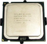 Процессор Intel Core 2 Duo Е2200 2.20GHz