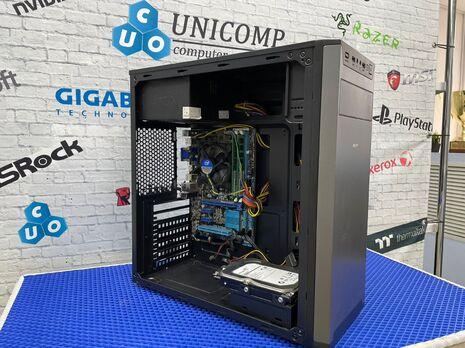 Системный блок для Дома №03 (Intel Core 2 Quad Q9400 2.66GHz/ Gigabyte GA-G41MT-S2PT/ 4Gb DDR3/ 500Gb HDD/ Integrated/ 400W)