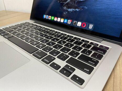 "Ноутбук Apple MacBook Pro 13 Retina Late 2013 (Core i5 2400 Mhz/ 13.3""/ 2560x1600/ 4096Mb/ 128Gb SSD/ DVD нет/ Wi-Fi/ Bluetooth/ MacOS X)"